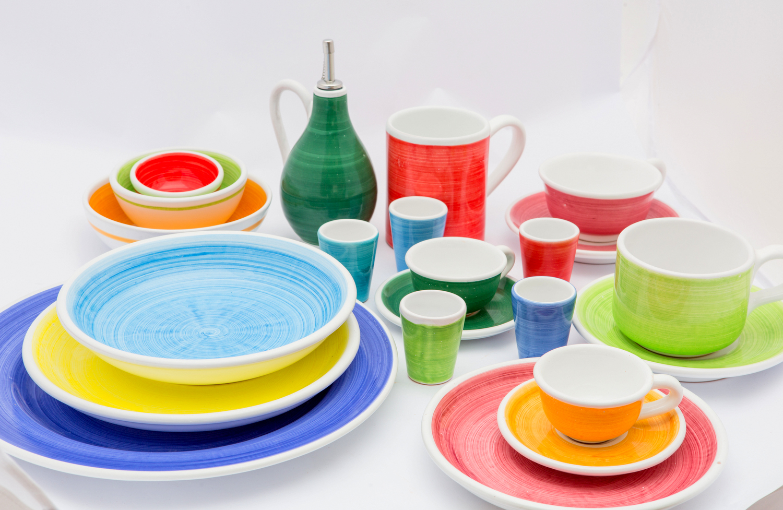 Ceramiche ruggeri un nuovo punto vendita alle eolie in perfetta