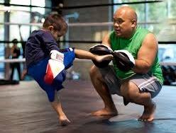 Arti marziali kung fu e kick boxing alla energymone di - Allenamento kick boxing a casa ...