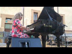 Alessandra Micale blu blu festival