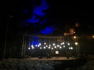 blu blu festival scenografia villa