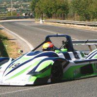 Francesco Conticelli (Osella PA2000 Evo Honda) - ph Emidio Caliò