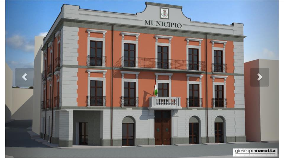 Sant 39 agata di militello finanziato il progetto di for Casa comunale