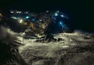 mareggiata-cinque-terre-foto-di Federico Baronti