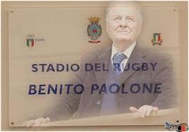 Risultati immagini per benito paolone rugby