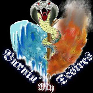 BURNIN' MY DESIRES 234 logo