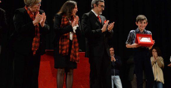 Premio dello staff stagione teatrale Premio quiNteatro 20162017 Piero Di Salvo per aver dimostrato sul palco l'importanza dei piccoli ruoli