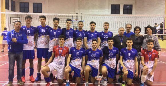 Under 18 Atletico Volley Gupe