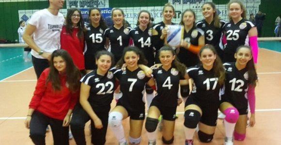 under14_TeamVolley_campionesse_provinciali