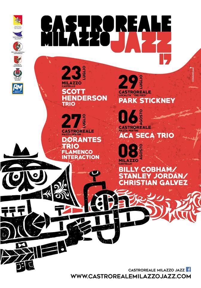 CastrorealeMilazzo jazz festival