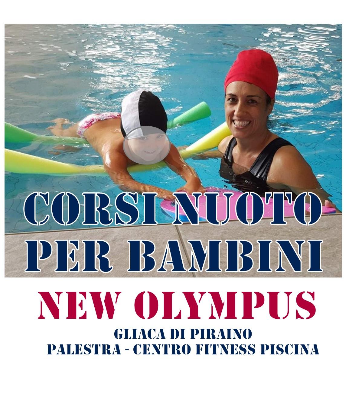 New olympus tuffati nel mondo del fitness e del - Corsi per neonati in piscina ...