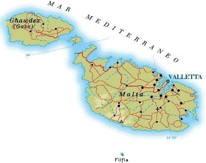 Cartina Di Malta Da Stampare.Palermo Mozione Di Ferrara Pd Per Euroregione Sicilia Malta Scomunicando
