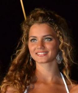 Giusy Buscemi Calendario.Miss Italia Giusy Buscemi Dal Palcoscenico Di Miss Italia