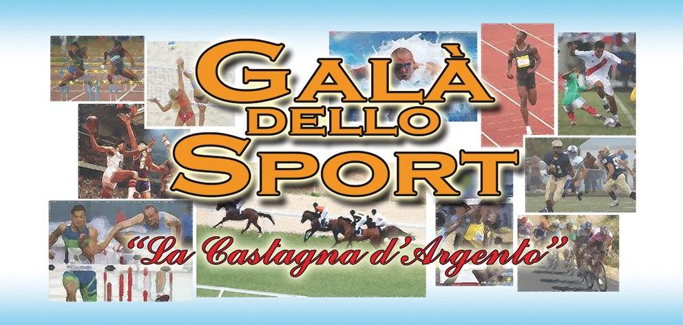 """TRECASTAGNI – 11° Galà dello sport """"La Castagna d'Argento 2016"""""""