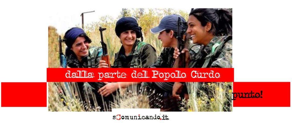 PUNTO DI VISTA – Stare con il Popolo Curdo!