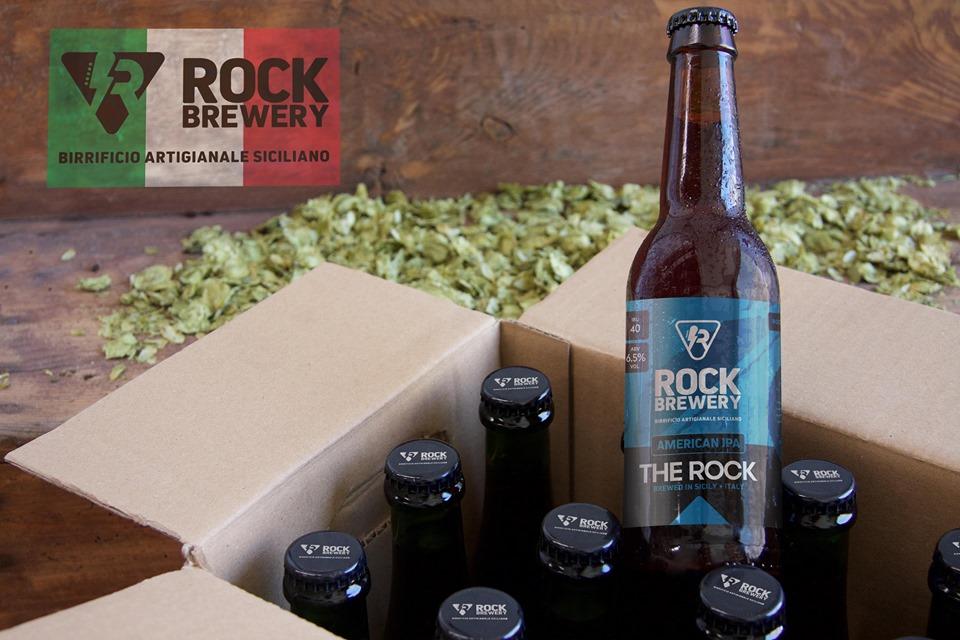 """LA BIRRA A CASA – Le consegne a domicilio della """"Rock Brewery"""" ai tempi del Coronavirus"""