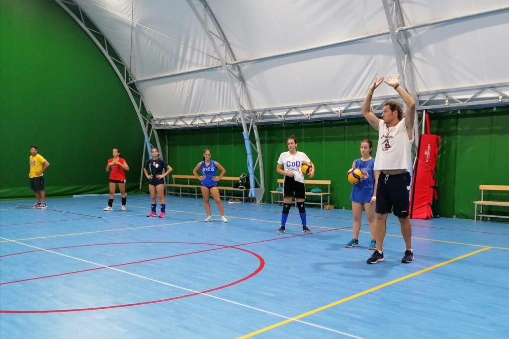 VOLLEY – Orlandina, iniziata la preparazione in vista del torneo di serie C Femminile
