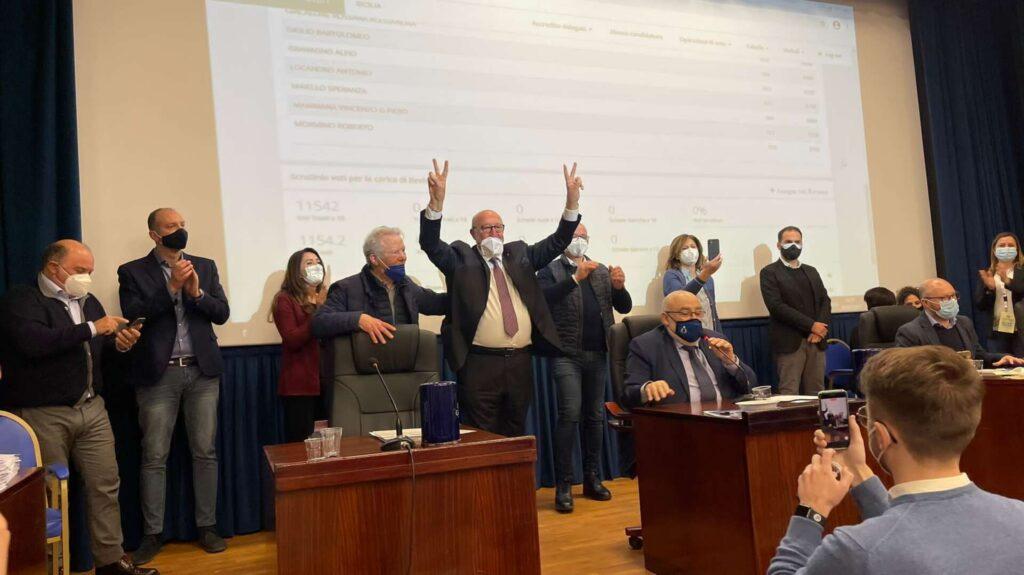 VOLLEY – Nino Di Giacomo eletto Presidente di Fipav Sicilia per il quadriennio 2021-2024