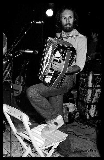 TANINO LAZZARO – Il primo fisarmonicista della Taberna Mylaensis