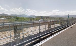 AUTOSTRADE SICILIANE – A20, 15 e 16 aprile prove di carico sul viadotto Mazzarrà