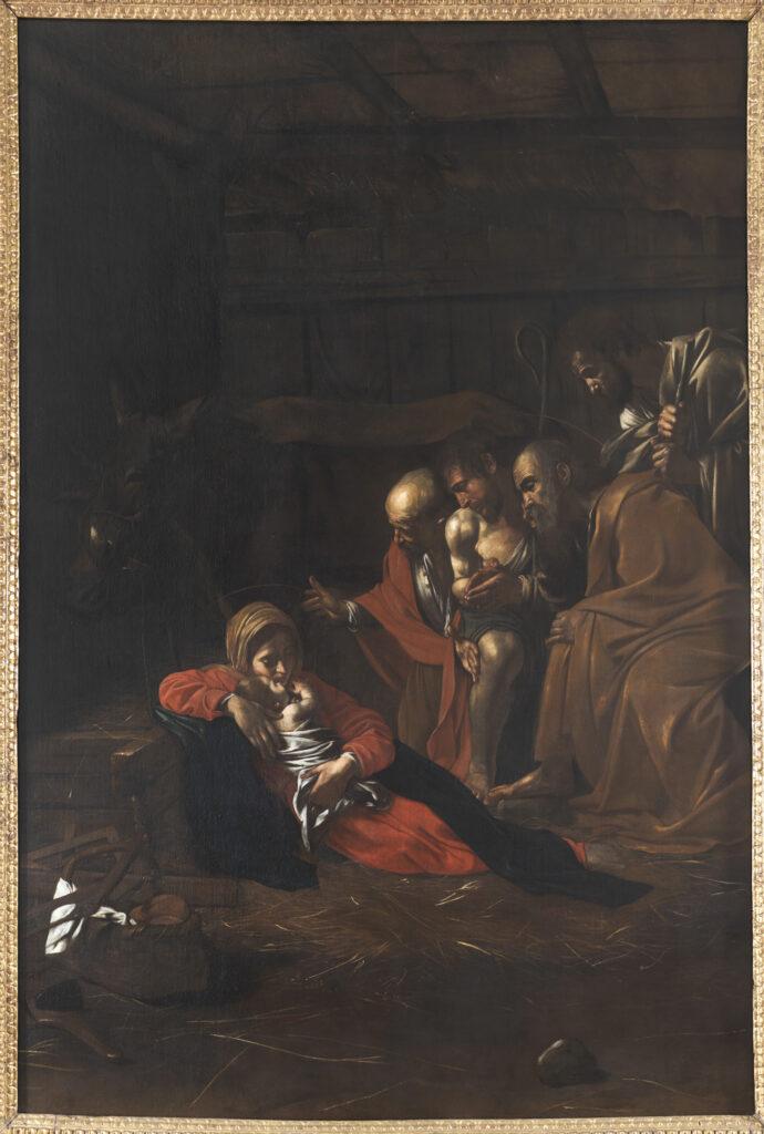 MESSINA – MU.ME. nuova illuminazione per i Caravaggio