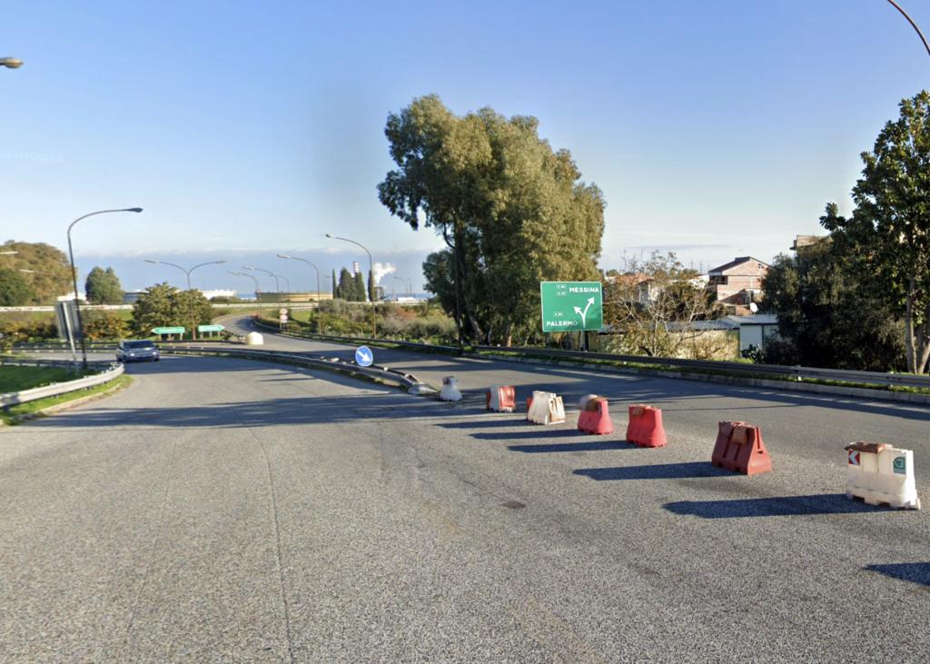 AUTOSTRADE SICILIANE  – Riqualificazione A20: da domani i lavori per il nuovo asfalto dello svincolo di Milazzo