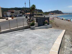 MILAZZO – Messa in sicurezza banchina del Tono, lavori completati